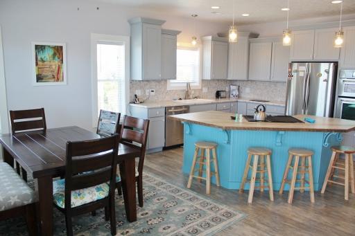 Kitchen/Dining/2nd floor