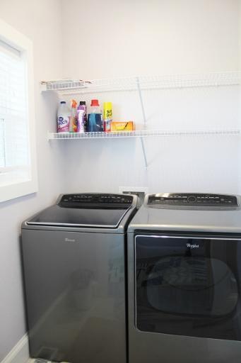Washer & Dryer/1st floor