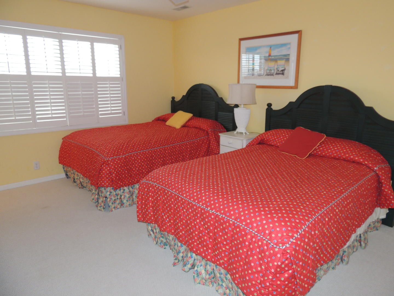 3rd Floor 2 Double Beds