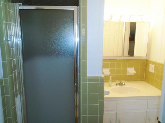 1Q/ Bathroom w/shower