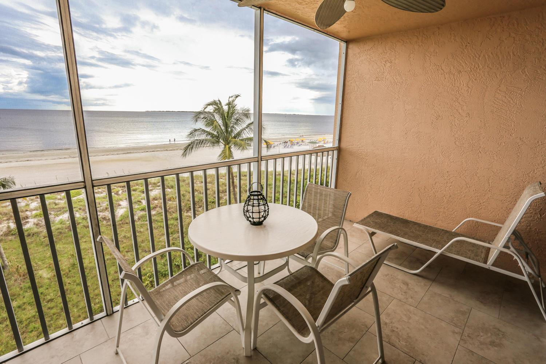 Estero Island Beach Villas 302-ESIBV302