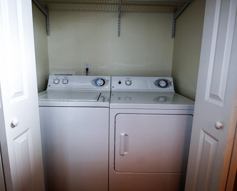 2nd Floor Washer/Dryer