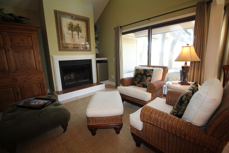 Dataw Island Living Room