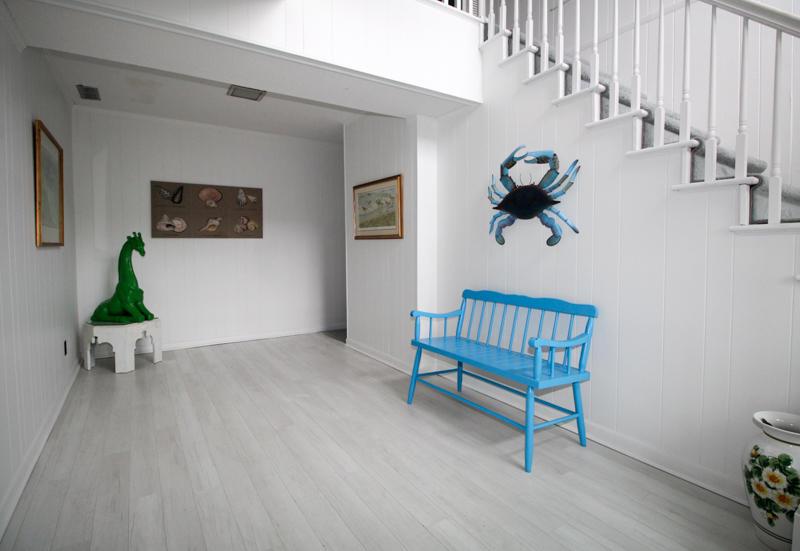 1st Floor Foyer-Bedrooms Around the Corner