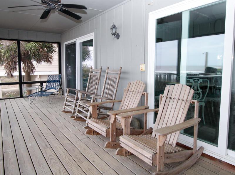 Ocean Slide Screened Porch