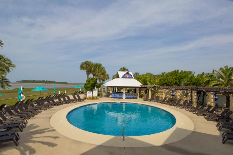 Cabana Club Pool (Kids Pools not Shown)