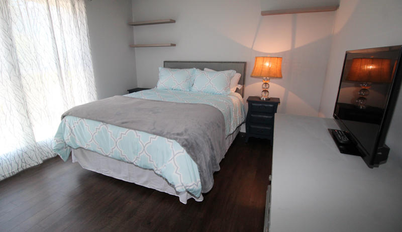 Guest Room 1 with Queen Bed
