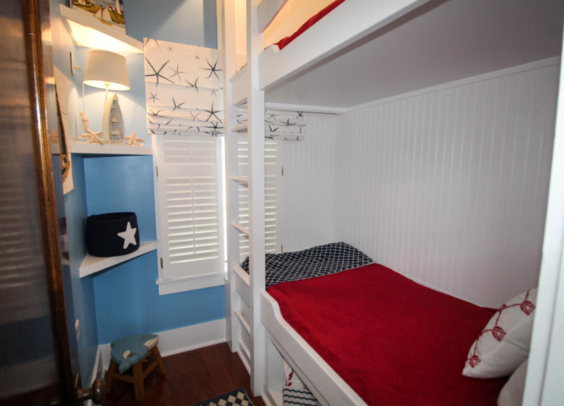 Full Bunk Room