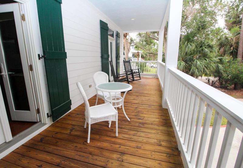 Porch off Kitchen