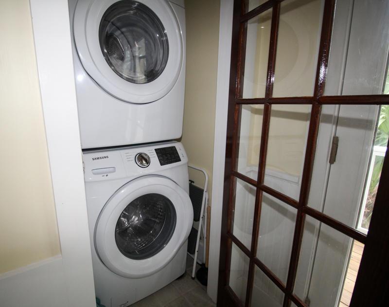 1st Floor Washer/Dryer