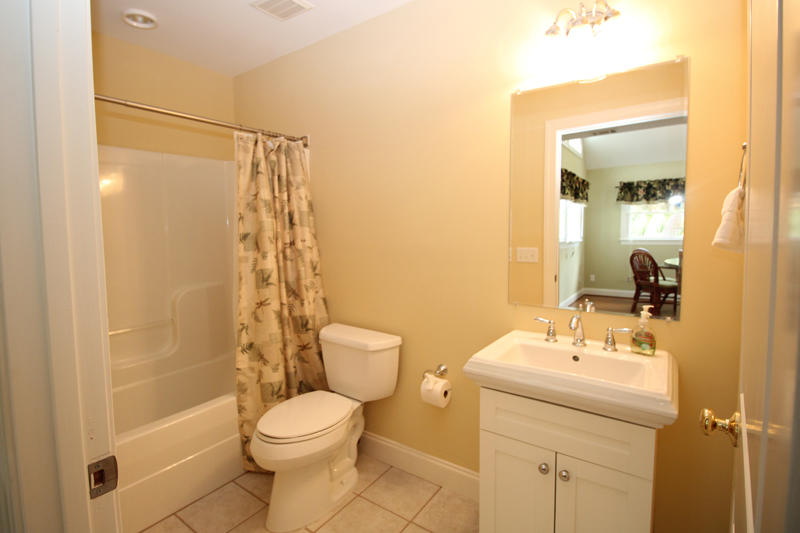 In-law suite bathroom
