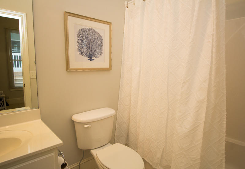 1st Floor Queen/Hall Bathroom
