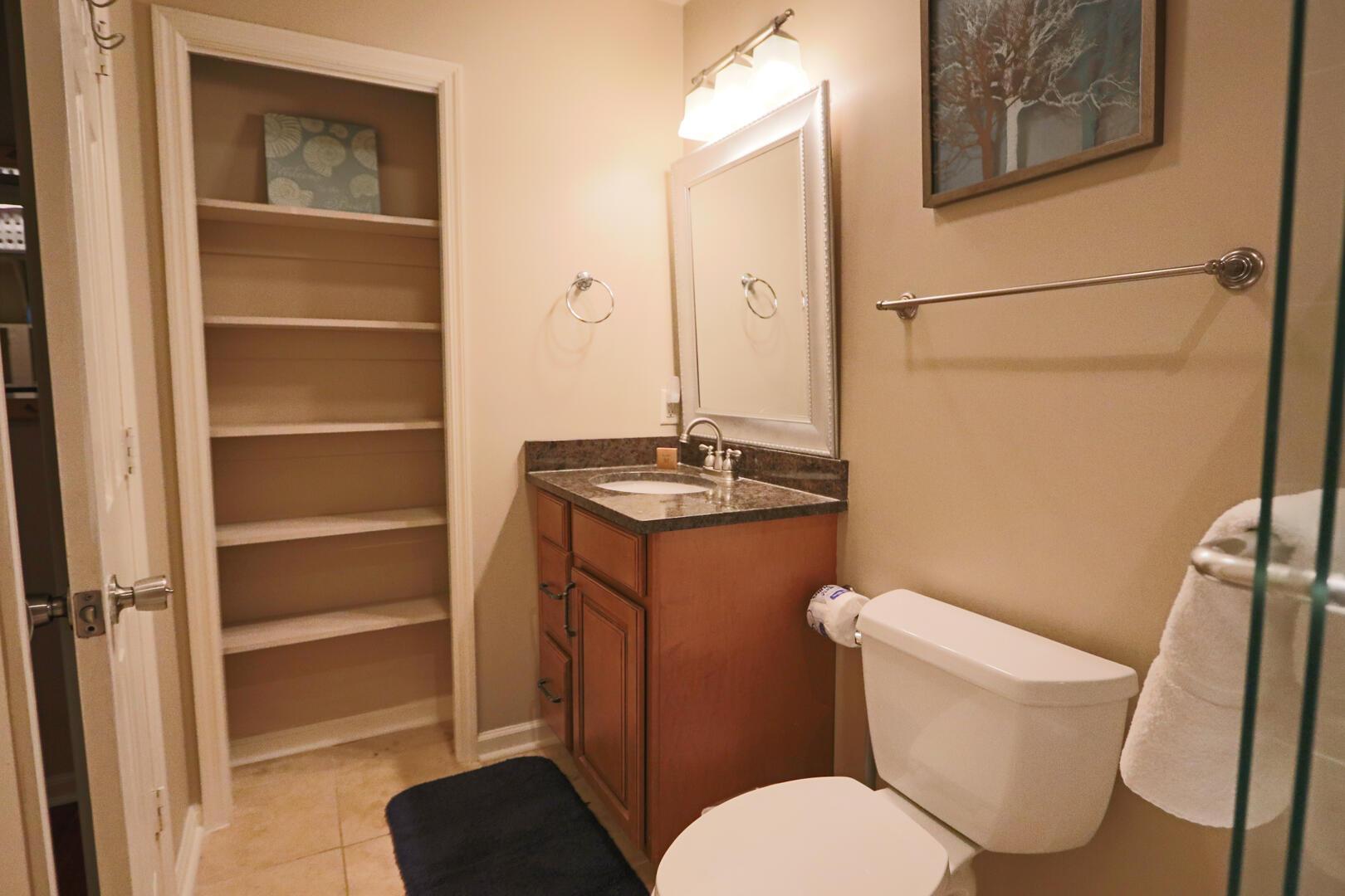 Bathroom by Bedroom 2