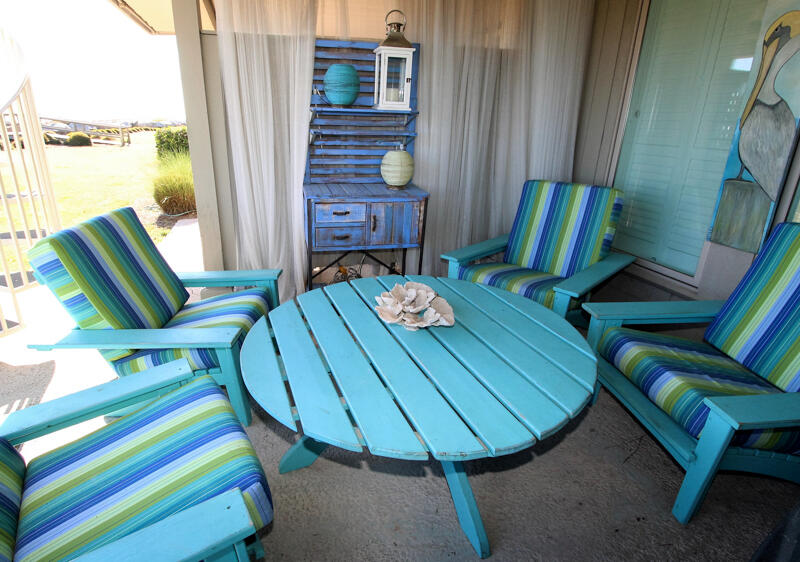 Patio Table and Chairs-Oceanside