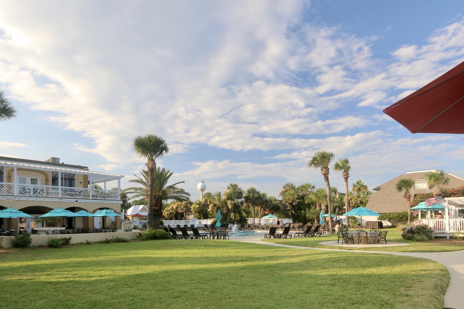 Adult Pool and Beach Club