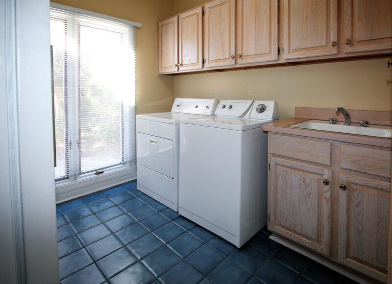 Laundry Room with Extra Fridge - 1st Floor