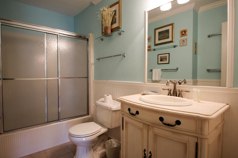 Hall Bath - Main Floor