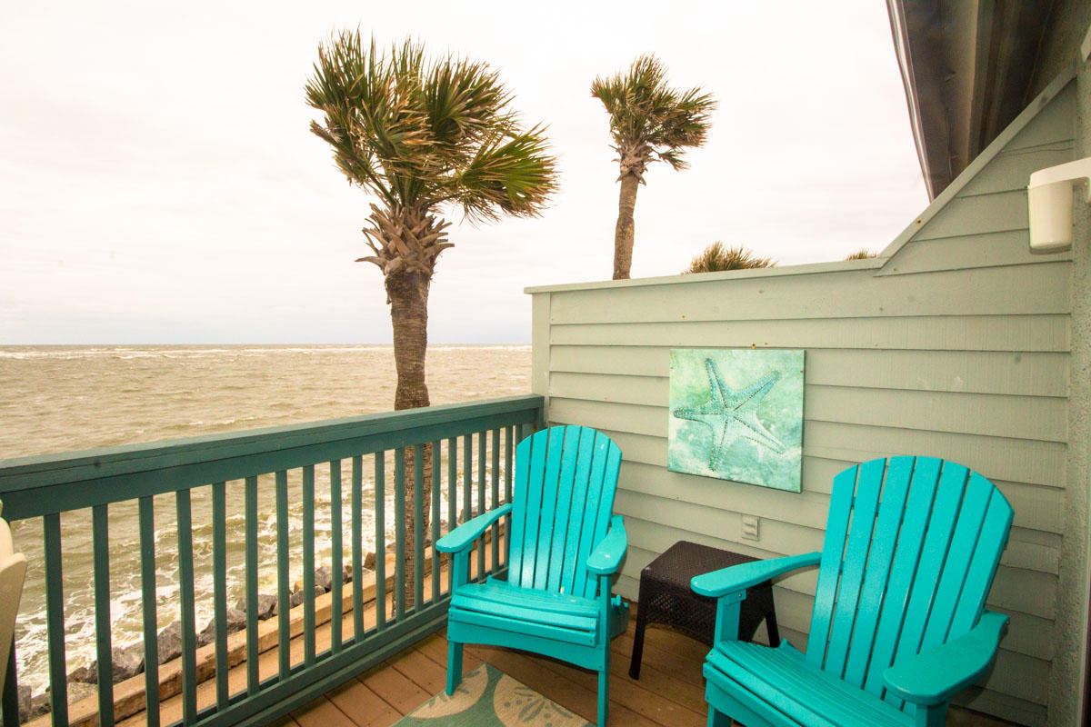 Porch Directly off Living Room