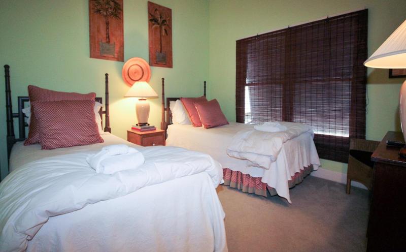 Hall Twin Bedroom