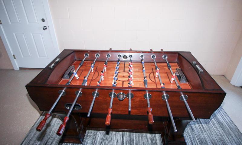 Fooseball Table