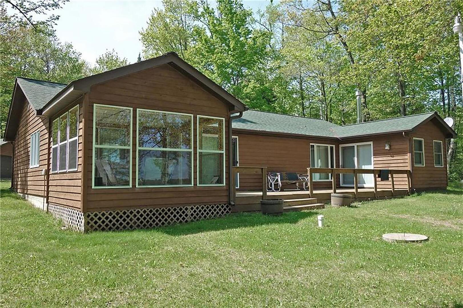 Chippewa Flowage Lake House-122