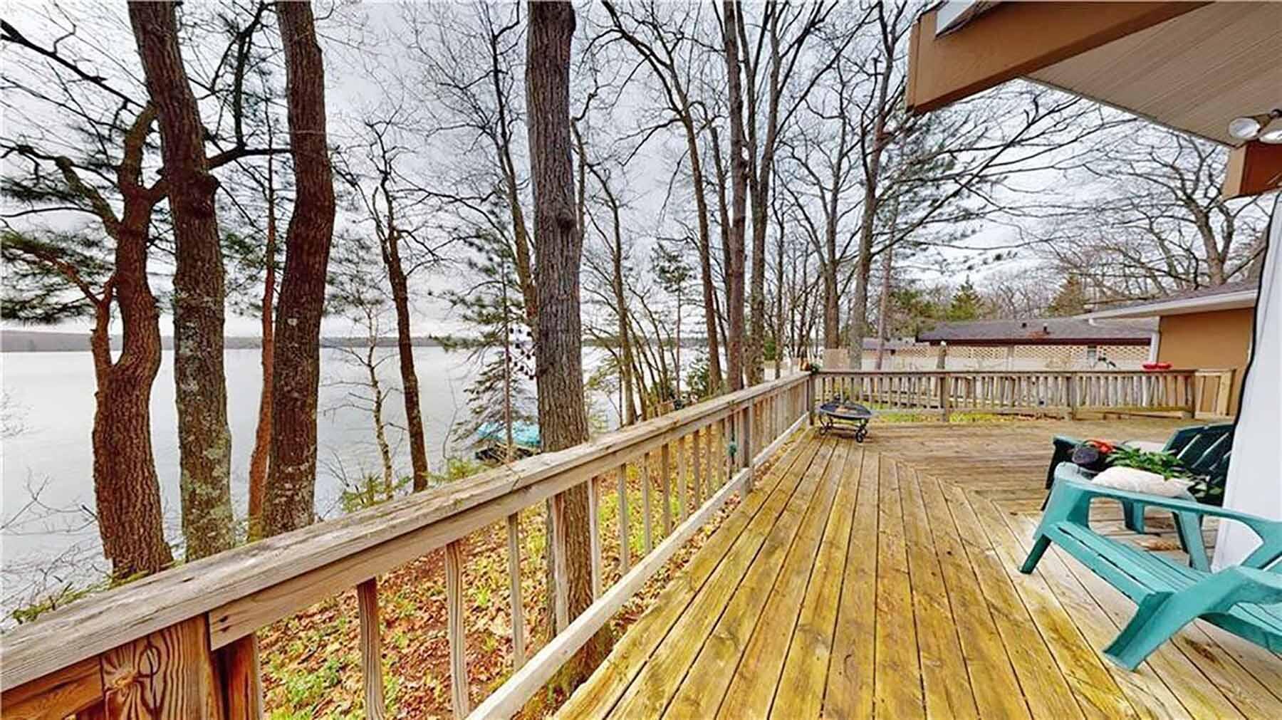 Oak Ridge Lake House-133