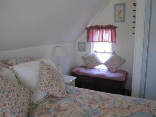 2nd floor King master bedroom