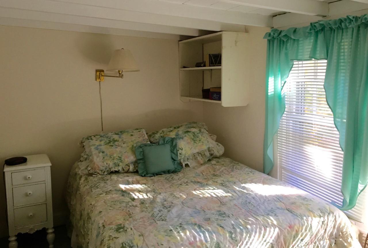first floor queen guest bedroom