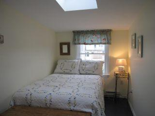 Second floor full guest room may be accessed either from the back stairs or thru the twin guest room