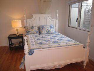 First floor queen guest room