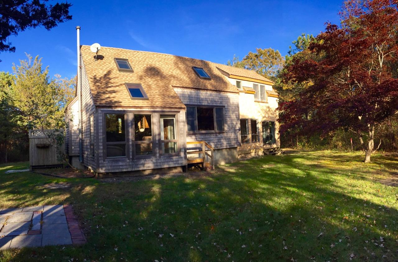 Welcome to our dream come true in Edgartown