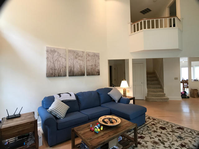 Another view of the living-room