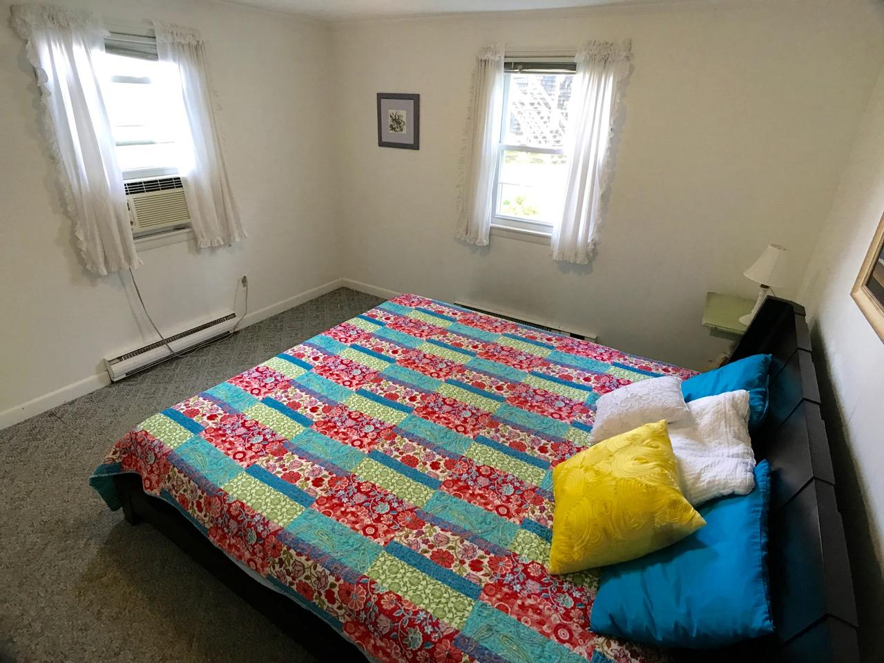 Bed has new Queen bed