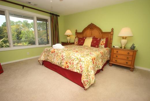 Master bedroom - 3rd level