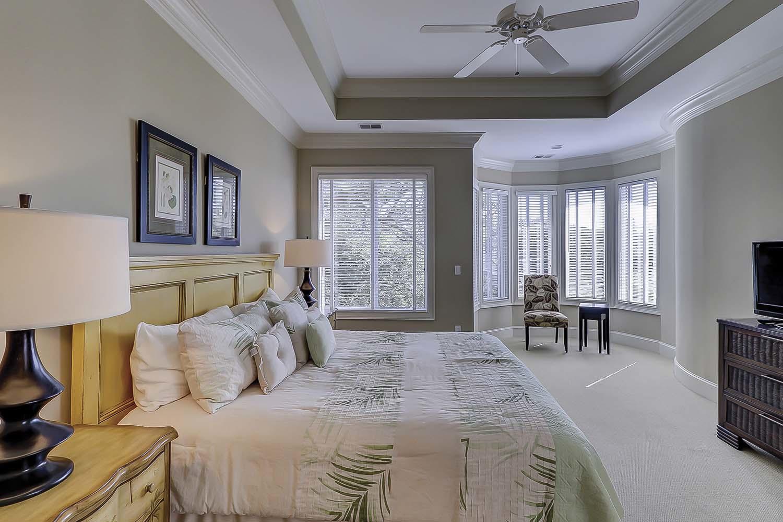 Master Bedroom Landscape View- Second Level | Sea Dream
