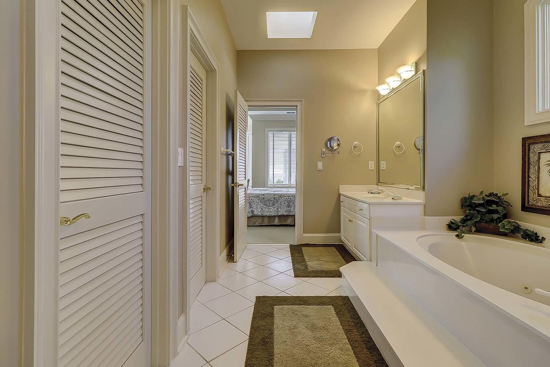 Master Bathroom- Second Level | Sea Dream