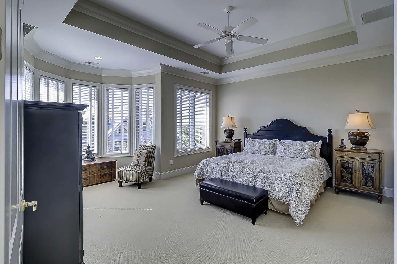Master Bedroom- Second Level | Sea Dream