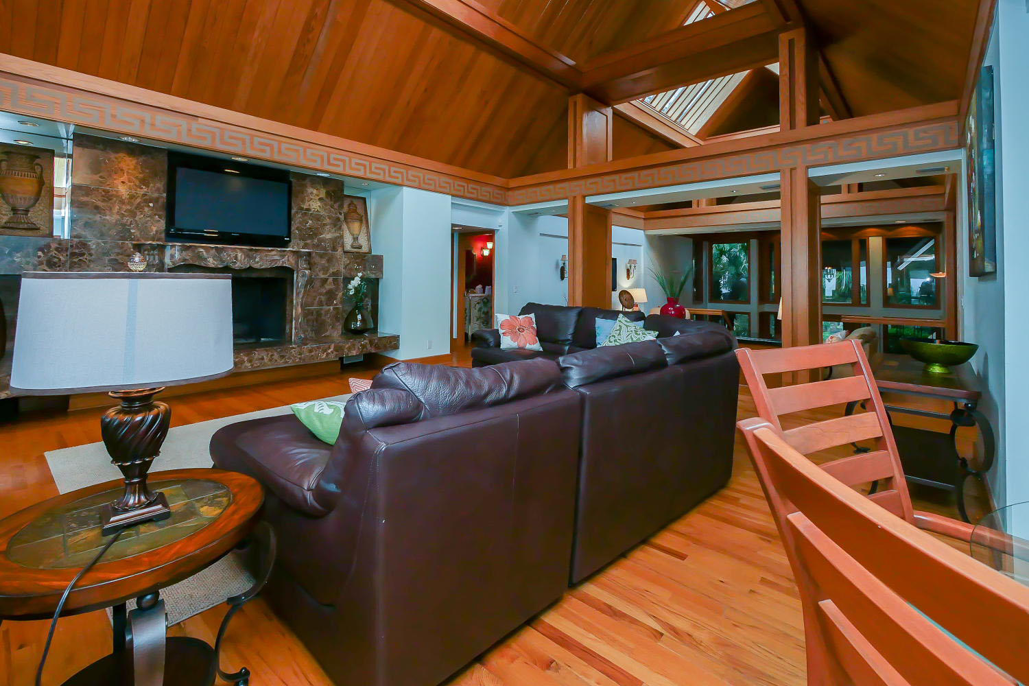 Living room two - main level