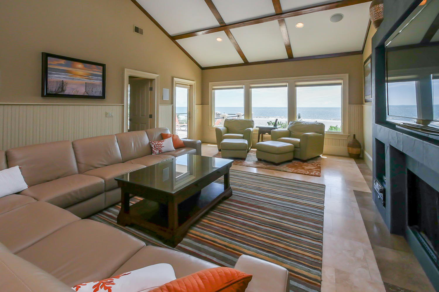 Living Room- 2nd Floor