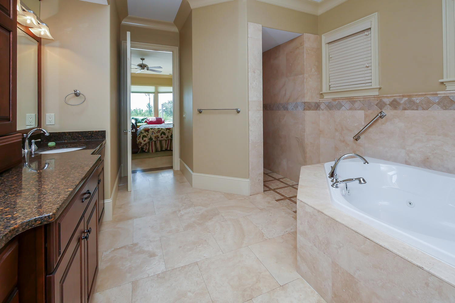 Master Bathroom- 1st Floor
