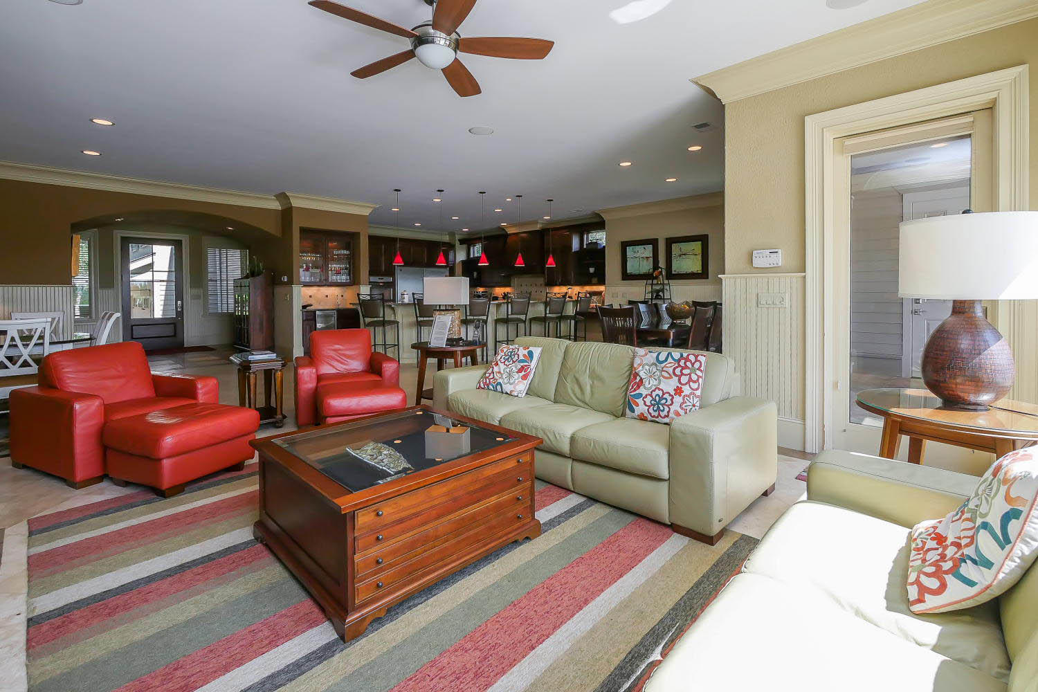 Living Room- 1st Floor
