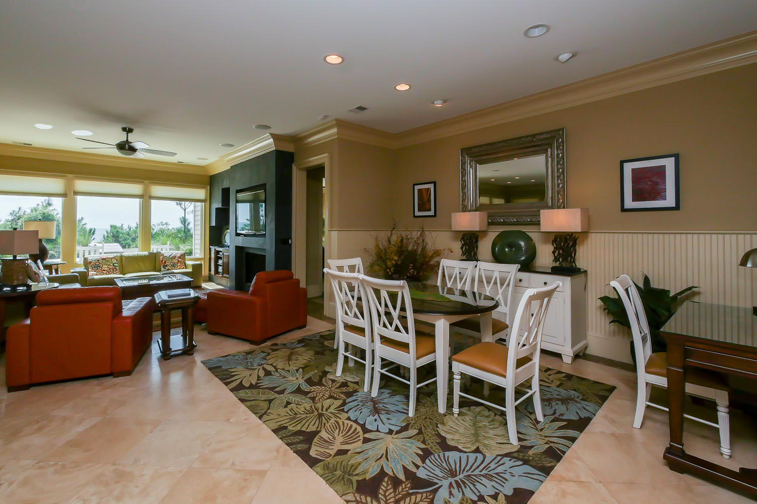 Breakfast Area by Living Room