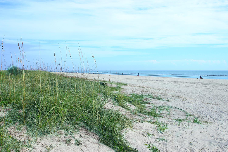 Beach at Ocean Dunes