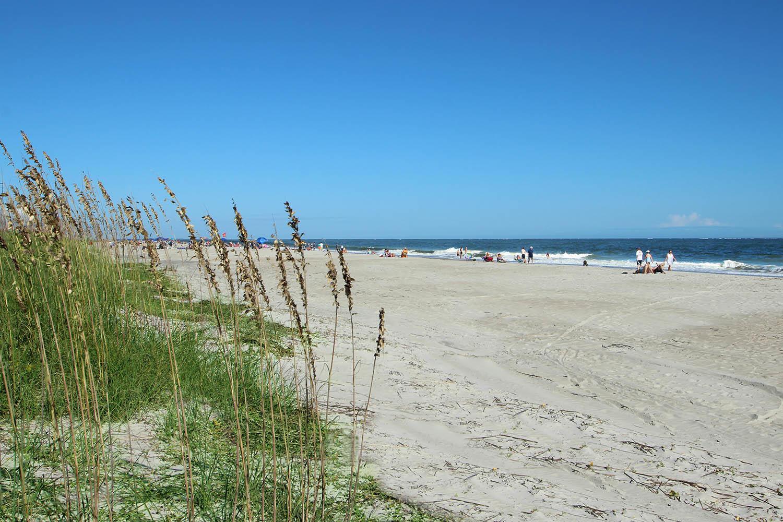 Beach at Sea Cloister