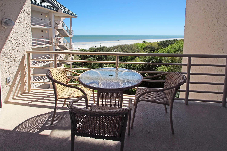 Balcony off of Living Room