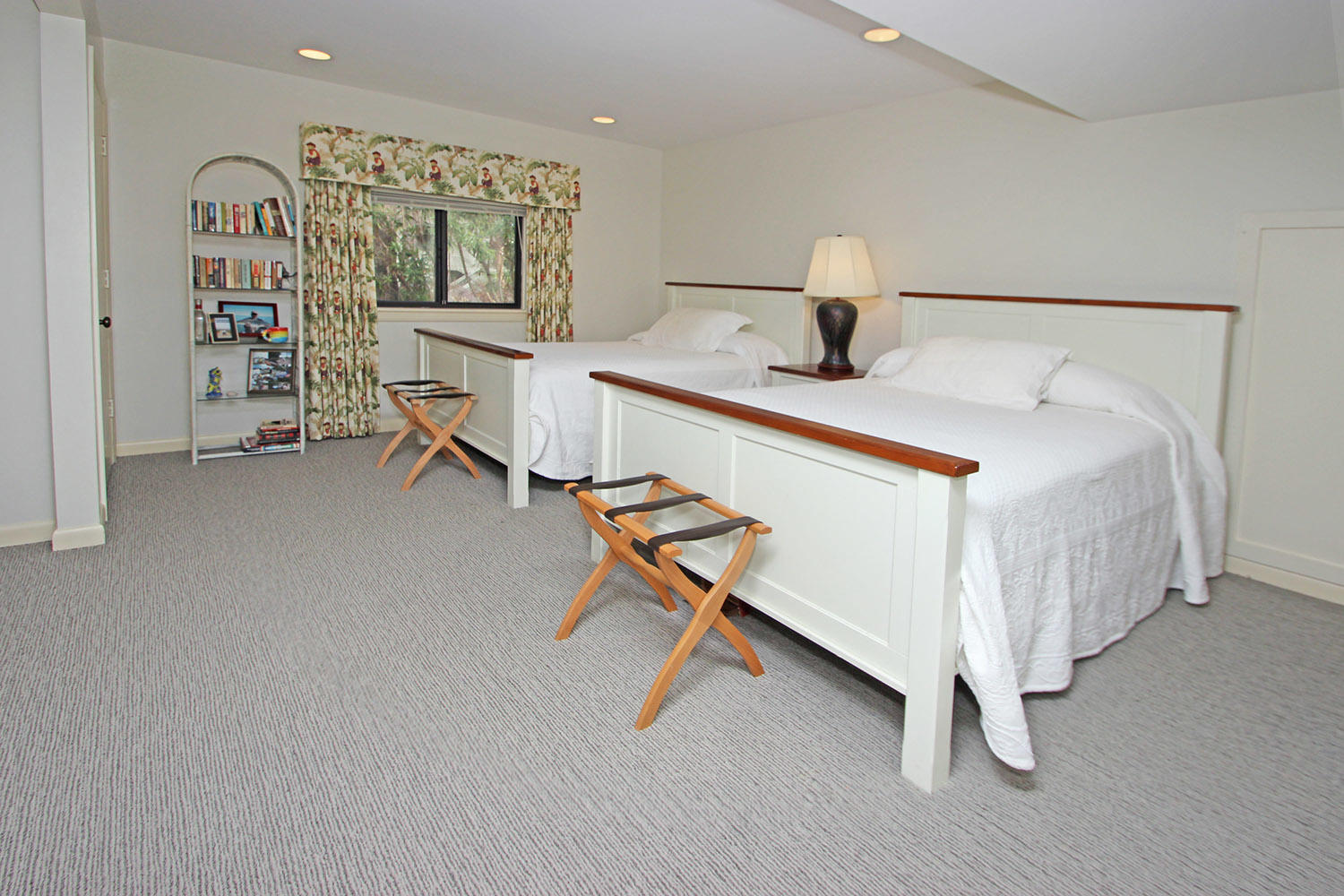 Bedroom with two doubles and twin - 1st level