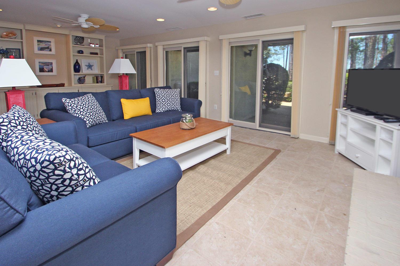 Living area - ground level