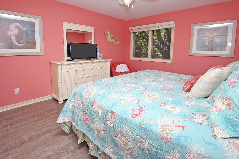 King bedroom - main level