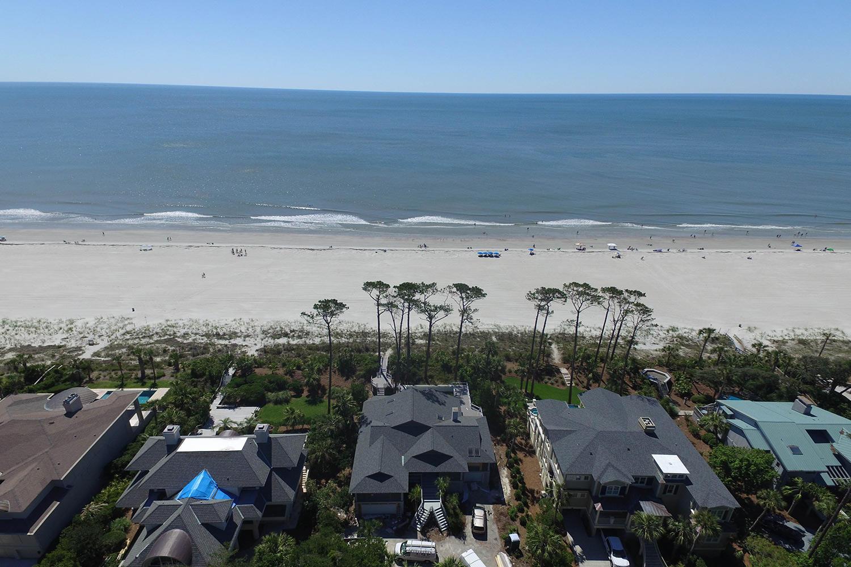 Aerial View | Brigantine Beach Escape