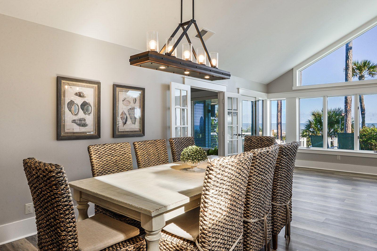 Dining Area | Brigantine Beach Escape